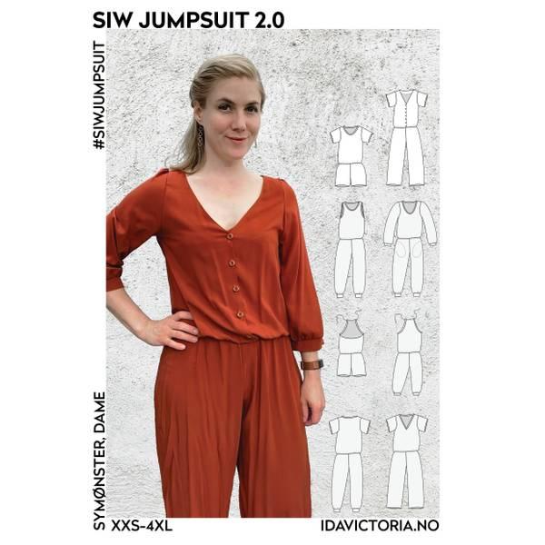 Bilde av Siw Jumpsuit 2.0 (XXS-4XL)