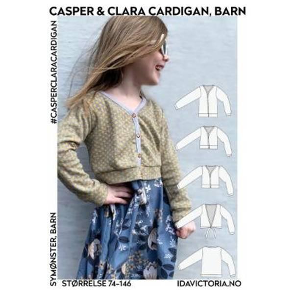 Bilde av Casper & Clara Cardigan, barn